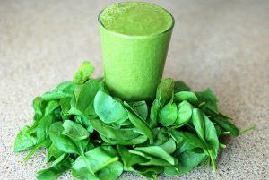 Leafy Greens for brain power