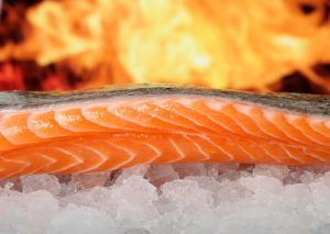 Oily Fish helps the brain
