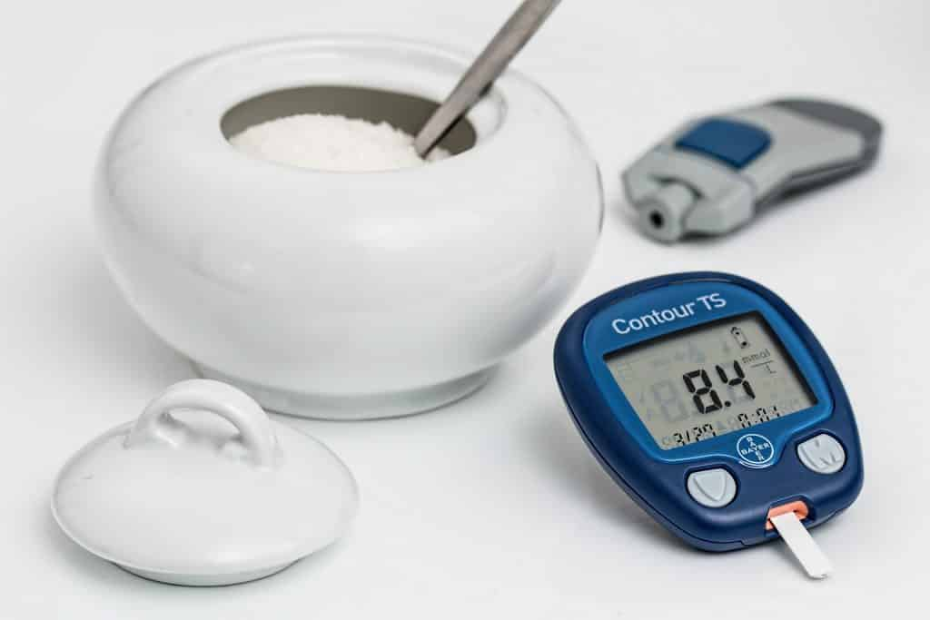 checking for signs of prediabetes