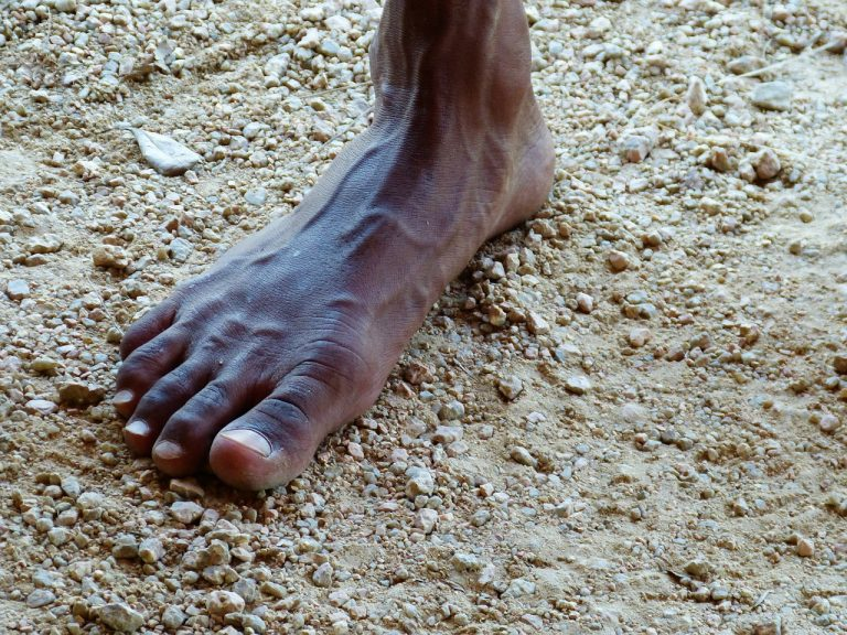 Barefoot Running – Has someone stolen your shoes?