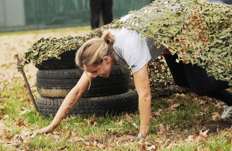 Obstacle Courses – Serious Fun – Serious Workout Too?