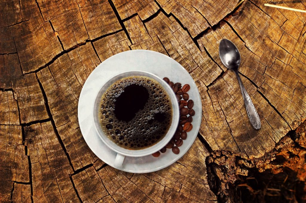 Burn more fat with Coffee