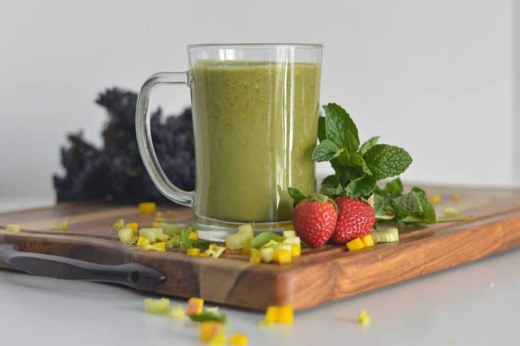Protein Rich Smoothie for fat loss