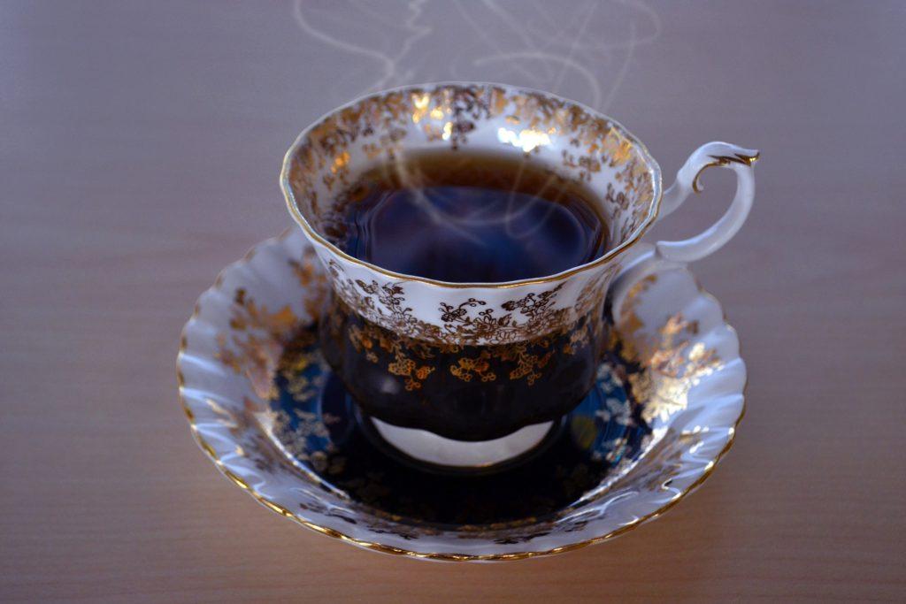 Black tea - fat loss beverage?