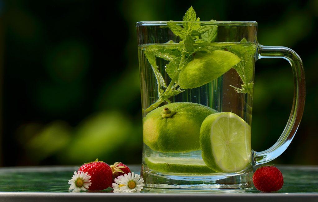 Water for fat burning detox?