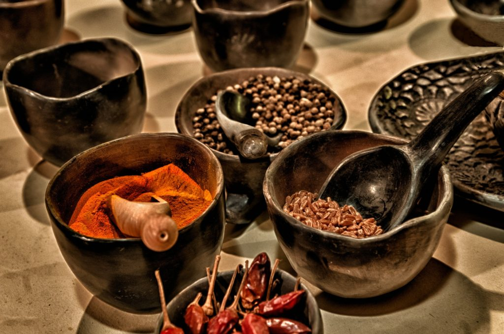 Spices and a faster metabolism