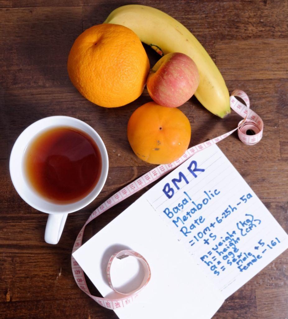 Basal metabolic rate - BMR