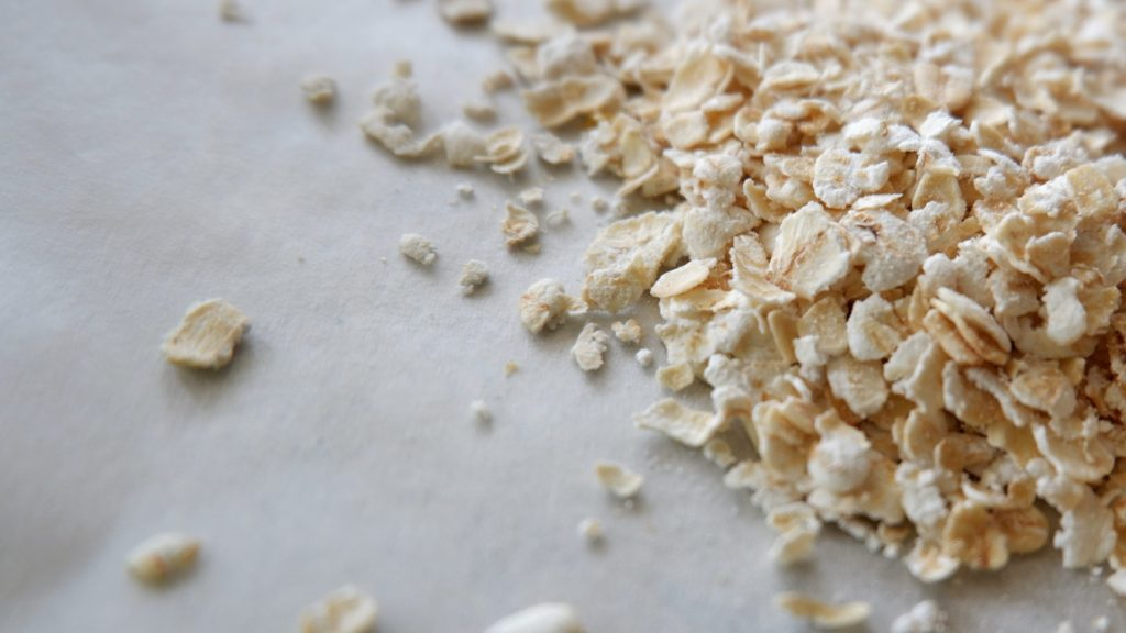 Oats can improve your mood