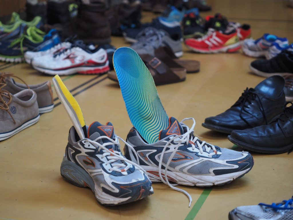 Do Orthotic Insoles help?