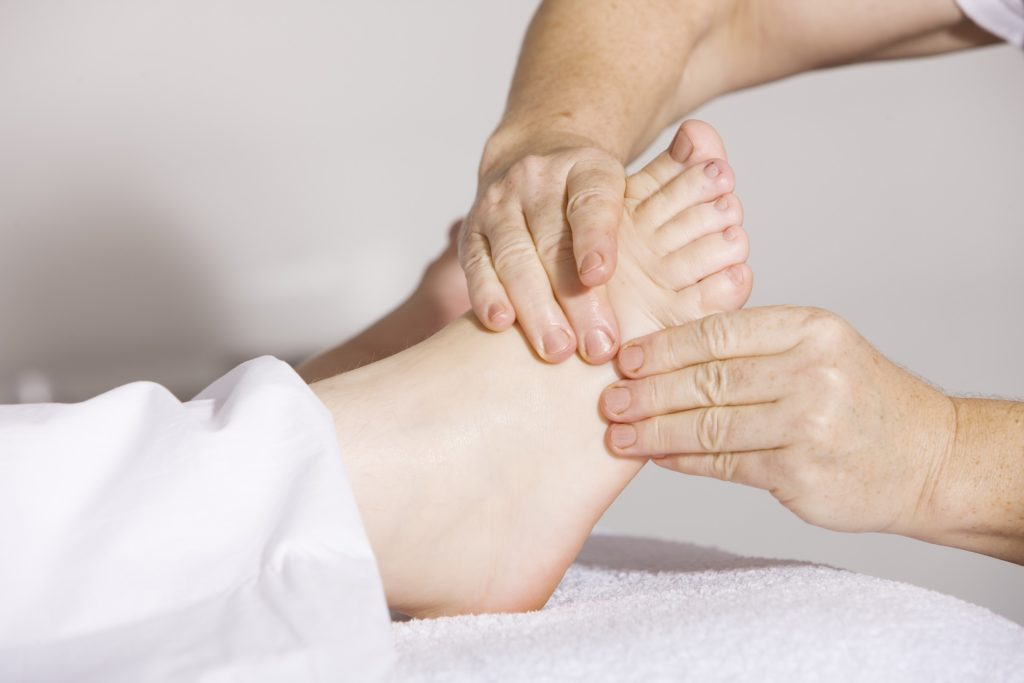 Plantar Fasciitis and Other Foot Problems